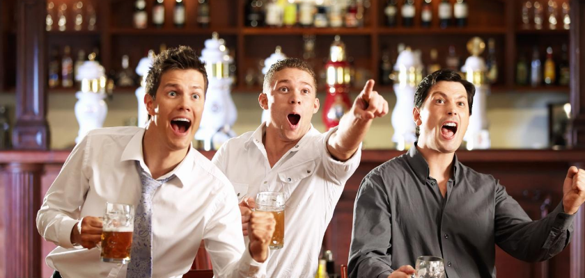 Легкая стадия алкогольного отравления