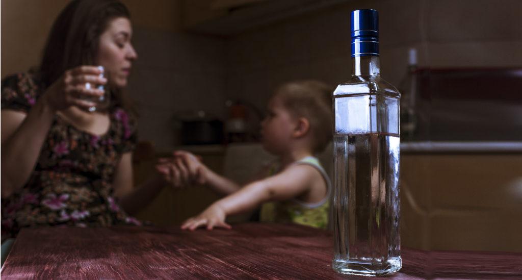 Алкоголизм и беременность