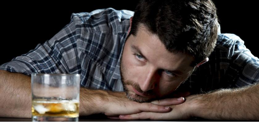 Плохое настроение и алкоголь
